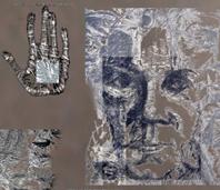 Identity I, 2007, digital print