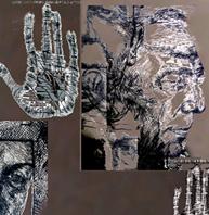 Identity II, 2007, digital print